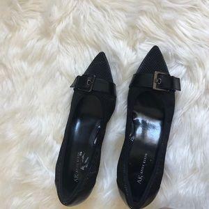 Anne Klein | Black Heeled shoes